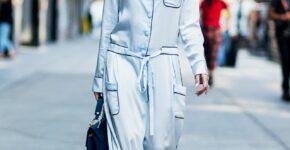 1.mengenakan Kaca Mata Sebagai Aksesori Dan Jumpsuit Pajama