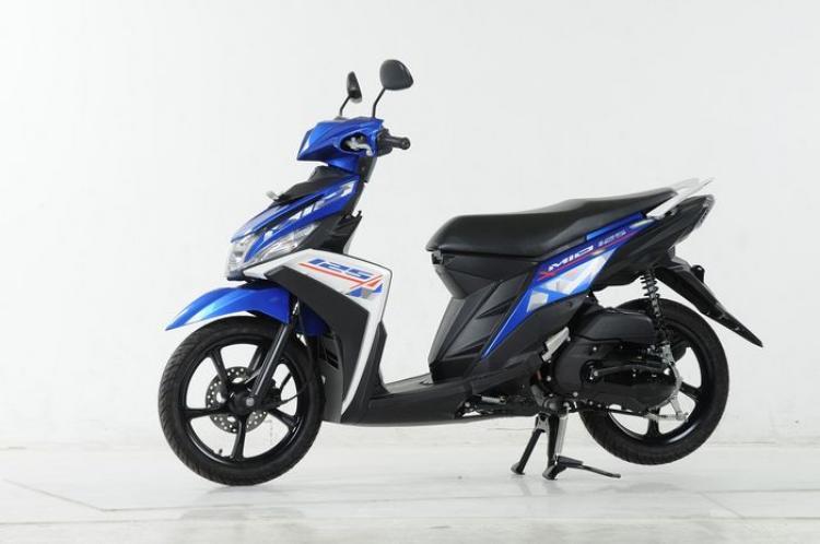 Yamaha Mio M3 125 Blue