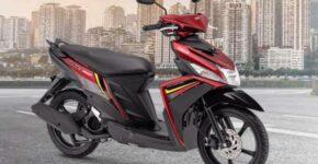 Yamaha Mio M3 125 Merah