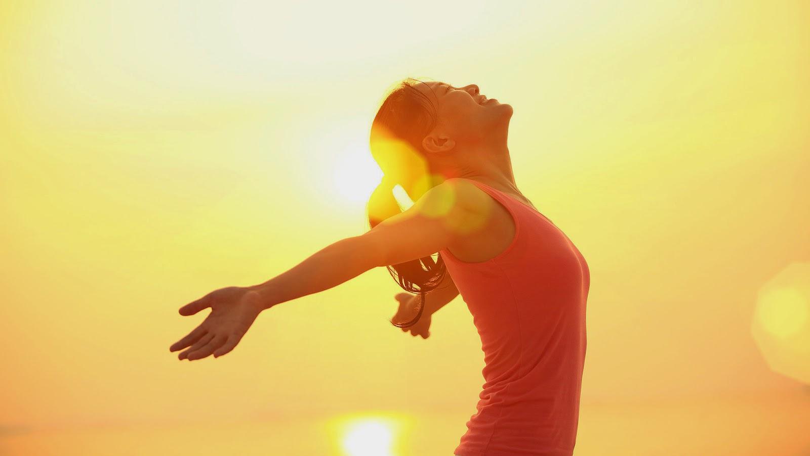 Manfaat Sinar Matahari