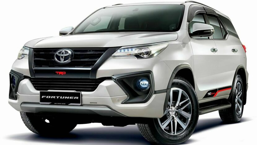 Tampilan Toyota Fortuner 2020 Semakin Garang, Apa Saja yang Berubah?